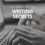 Writing Secrets: What can you do for your writing? Read.